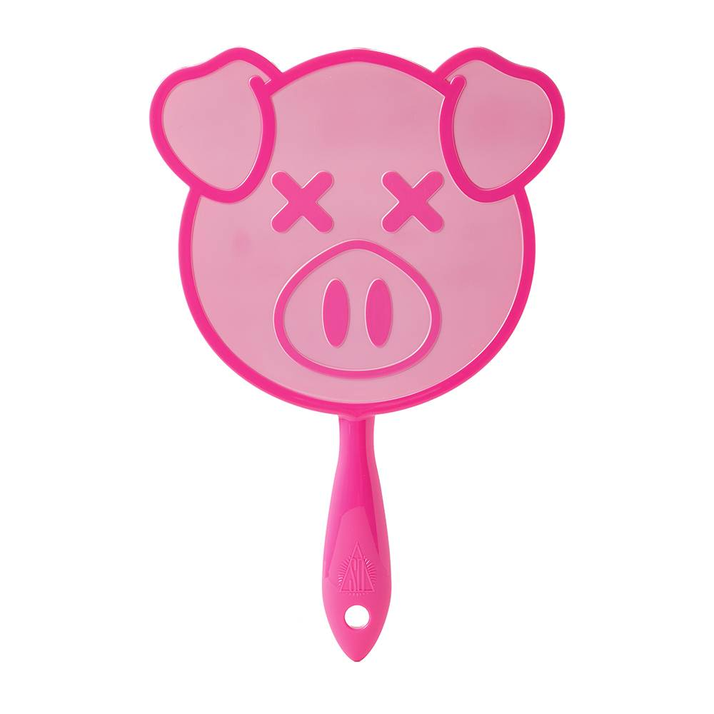 Jeffree Star Cosmetics Pink Pig Hand Mirror