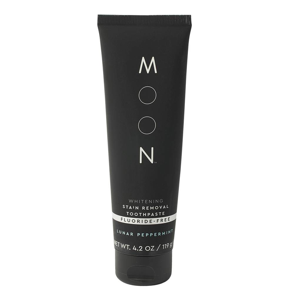 MOON Stain Removal FluorideFree Whitening Toothpaste