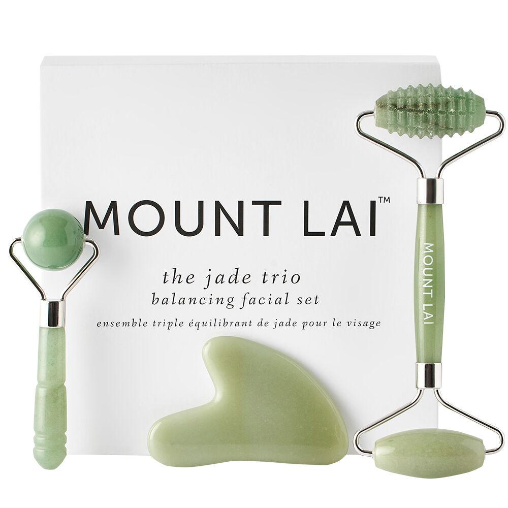 Mount Lai Jade Trio Balancing Facial Set