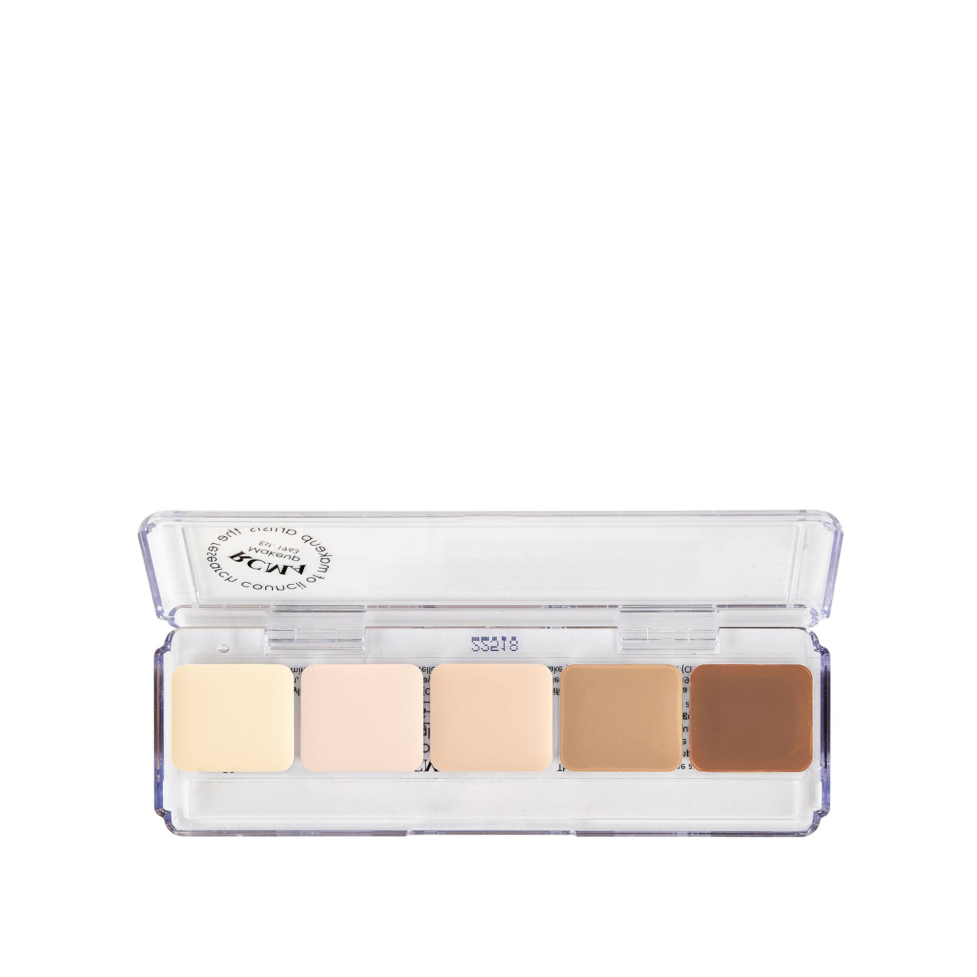 RCMA Series Favourites 5 Part Palette Highlight and Contour