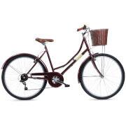 Insync Vienna Ladies Classic Bike Burgundy - 21