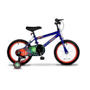 Insync Spider 16  Wheel Boys Bicycle - 10.5