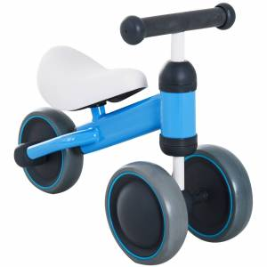 HOMCOM Toddler Tricycle-Blue