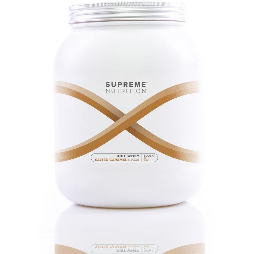 Supreme Nutrition Supreme Diet Whey - Salted Caramel