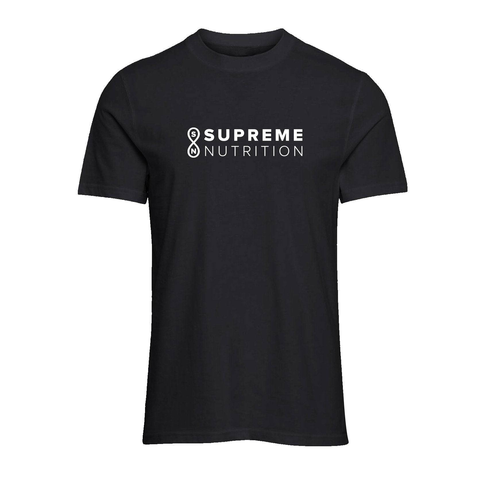 Supreme Nutrition Supreme T-Shirt - Black