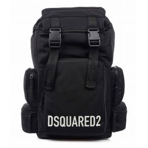 Dsquared2 Multifunctional backpack in nylon