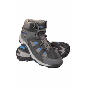 Mountain Warehouse Rapid Mens Waterproof Boots - Grey  -male -Size: 7