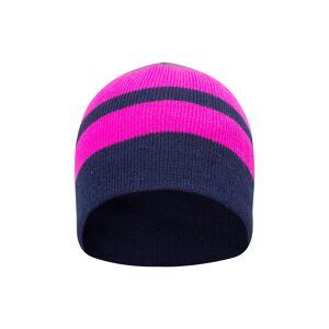 Mountain Warehouse Chamoix Kids Beanie - Pink  -female -Size: ONE