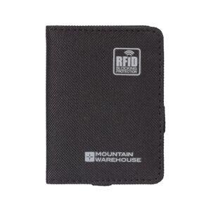 Mountain Warehouse RFID Card Holder - Black  -unisex -Size: ONE