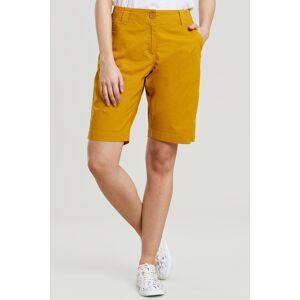 Mountain Warehouse Coast Stretch Womens Shorts - Yellow  -female -Size: 22
