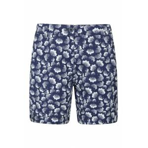 Mountain Warehouse Lakeside II Printed Womens Shorts - Blue  -female -Size: 22