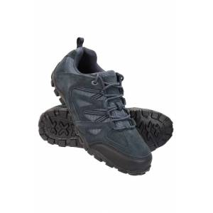 Mountain Warehouse Outdoor III Mens Walking Shoes - Navy  -male -Size: 9