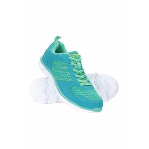 Mountain Warehouse Cruise Womens Running Shoes - Teal  -female -Size: 5