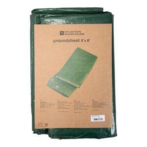 Mountainlife Groundsheet - 2.4 x1.8m - Green  -unisex -Size: ONE