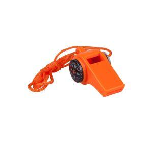 Mountain Warehouse 3 in 1 Emergency Whistle - Orange  -unisex -Size: ONE