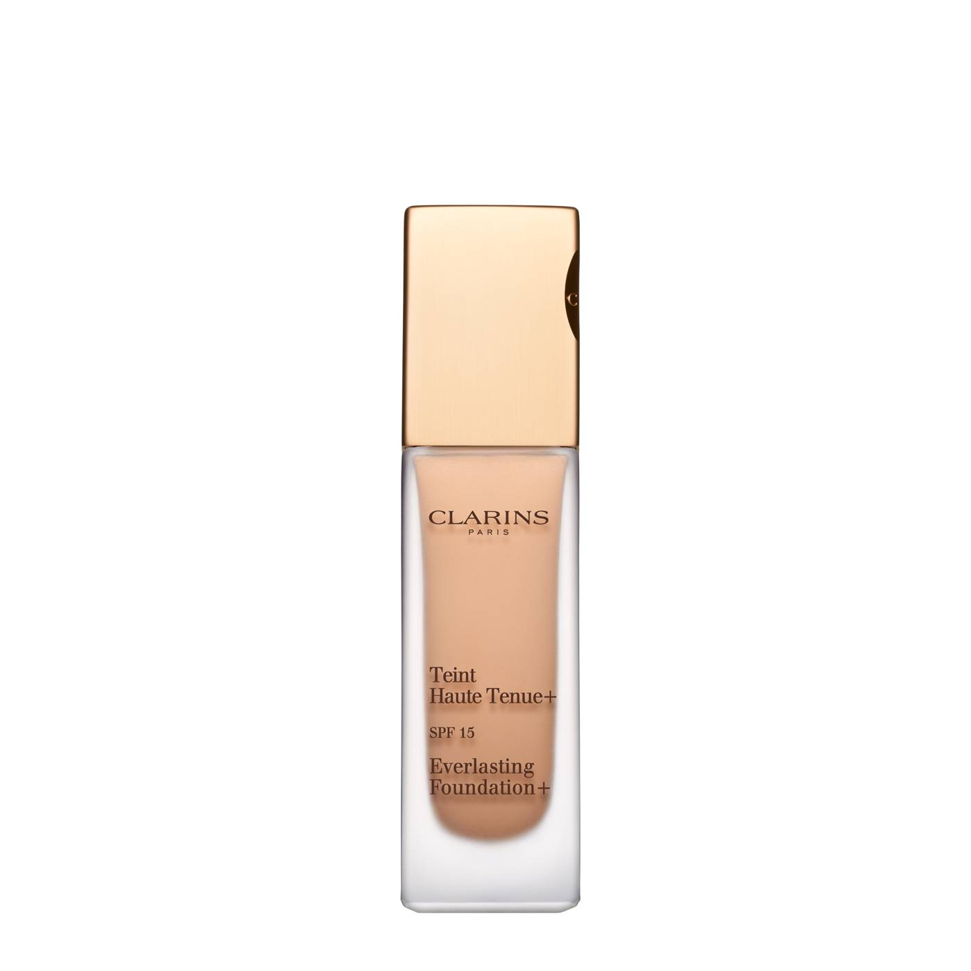 Clarins Everlasting Foundation+ SPF 15 in 102,5 Porcelain 30 ml