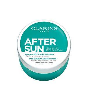 Clarins SOS Sunburn After Sun Mask in 40 Coral 100 ml