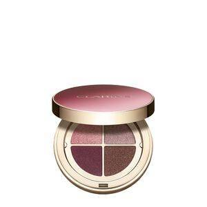 Clarins Ombre 4-Colour Eyeshadow Palette in 02 Rosewood Gradation 4,2 g