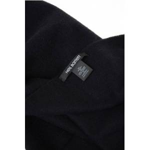 Neil Barrett fringed wool Sarf size Unica