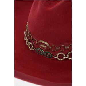 Gucci fur felt Fedora Hat size M