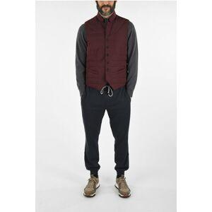 Brunello Cucinelli Nylon Sleeveless Down Jacket size L