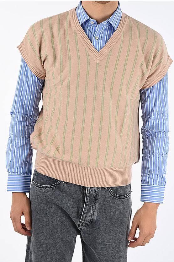 Jacquemus Short Sleeve MARCO Sweater size S