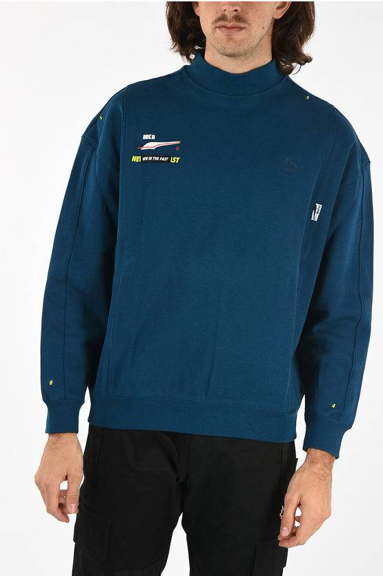 Puma Turtle-neck sweatshirt size S