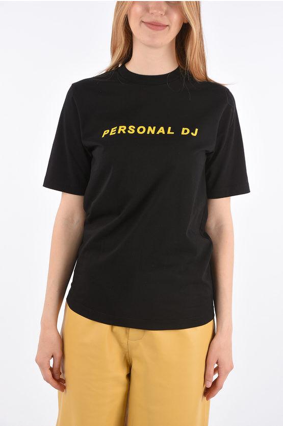 Kirin Peggy Gou Embroidered PERSONAL DJ Crew-Neck T-Shirt size Xs