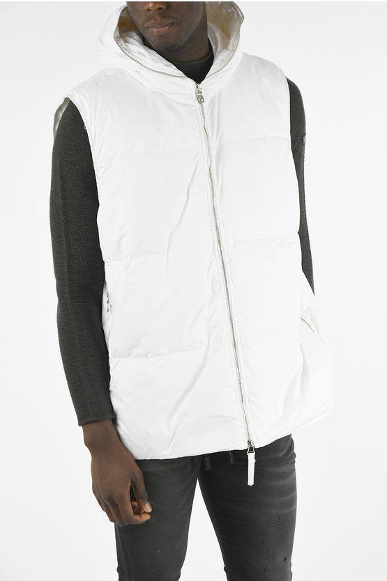 Duvetica KATHARINE HAMNETT LONDON Sleeveless JADE Down Jacket size L