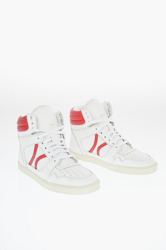 Celine Leather BREAK Ankle Sneakers size 40
