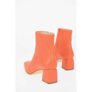 Kalda 6cm Leather MARTI Ankle Boot size 36
