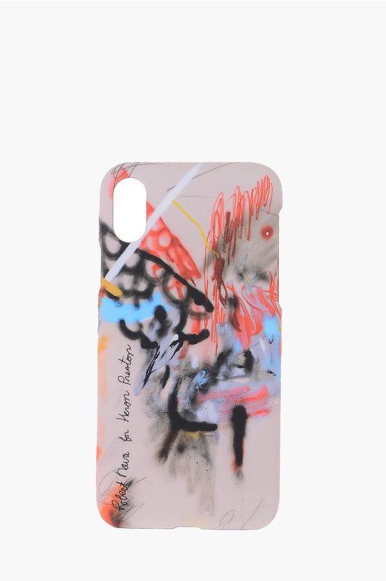 Heron Preston ROBERT NAVA Printed Iphone XS Cover size Unica