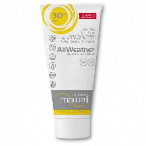 Mawaii - Allweather Protection SPF 30 - Skin care size 75 ml