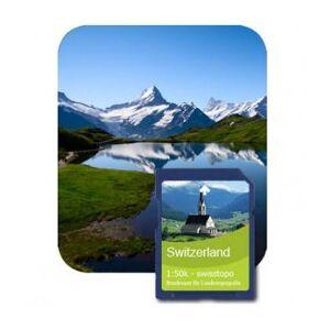 Satmap - Bern (Swisstopo 1:50k) Standard