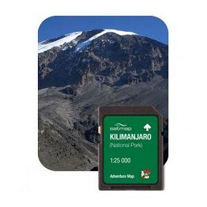 Satmap - Kilimanjaro Gesamt (ADV 1:25k) Standard