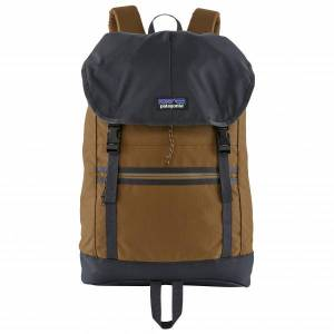 Patagonia - Arbor Classic Pack 25 - Daypack size 25 l, black/brown