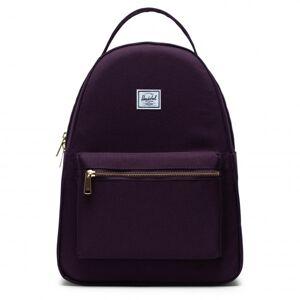 Herschel - Nova Mid-Volume 18 - Daypack size 18 l, black/purple
