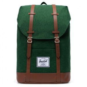 Herschel - Retreat 19,5 - Daypack size 19,5 l, olive/brown