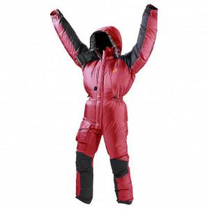 Valandre - Combi - Overall size L, pink/red/black