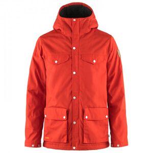 Fjällräven - Greenland Winter Jacket - Winter jacket size S, red