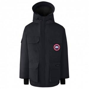 Canada Goose - Expedition Parka - Winter jacket size L, black
