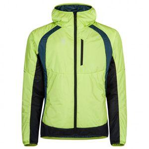 Montura - Vulcan Hoody Jacket - Synthetic jacket size S, green/black