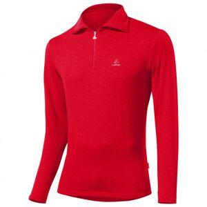 Löffler - Midlayer Evo Turtle Transtex - Fleece jumper size 58, red