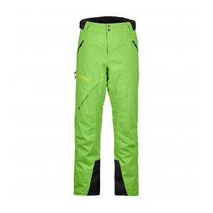 Ortovox - 2L Swisswool Black Andermatt Pants - Ski trousers size S, green