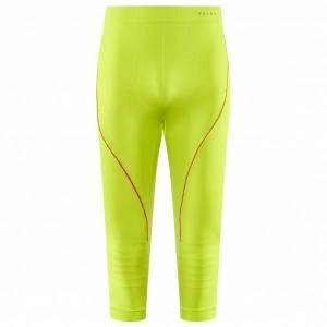 Falke - 3/4 Tights - Synthetic base layer size S, green