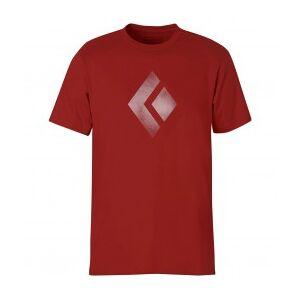 Black Diamond - SS Chalked Up Tee - T-shirt size L;M;S;XL;XS, blue;black;red;grey