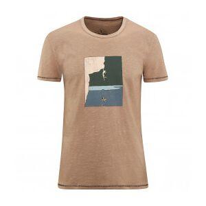 Red Chili - Apani Shirt - T-shirt size XS, sand/brown
