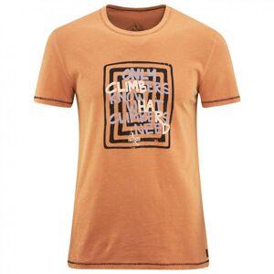 Red Chili - Apani Shirt - T-shirt size XS, sand/orange