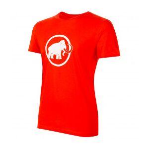 Mammut - Mammut Logo - T-shirt size XS, red