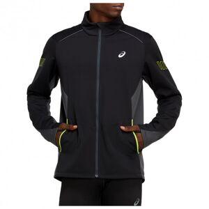 Asics - Lite-Show Winter Jacket - Running jacket size XL, black